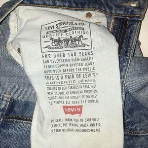 Levi's Shorts - Levi's cut-off mom jean shorts